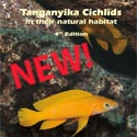 Lake Tanganyika cichlids in their natural habitat, 4th edition